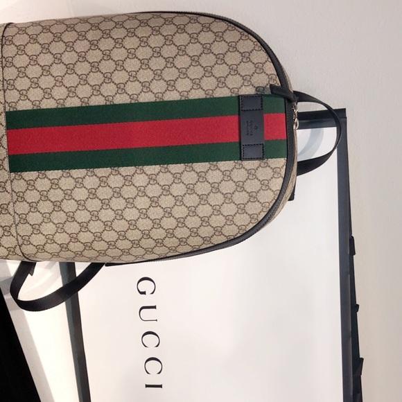 Gucci Bags   Backpack   Poshmark 4c333570dc